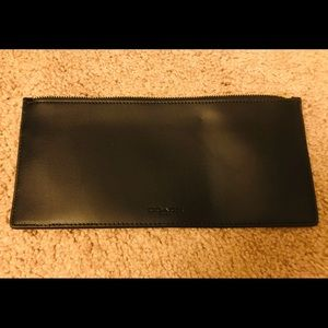 Coach small clutch/purse insert